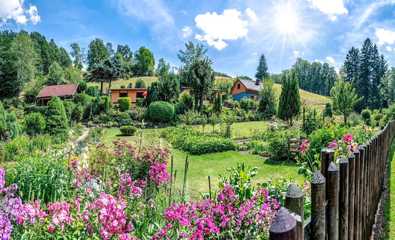 Gartengestaltung Altenburg Thüringen