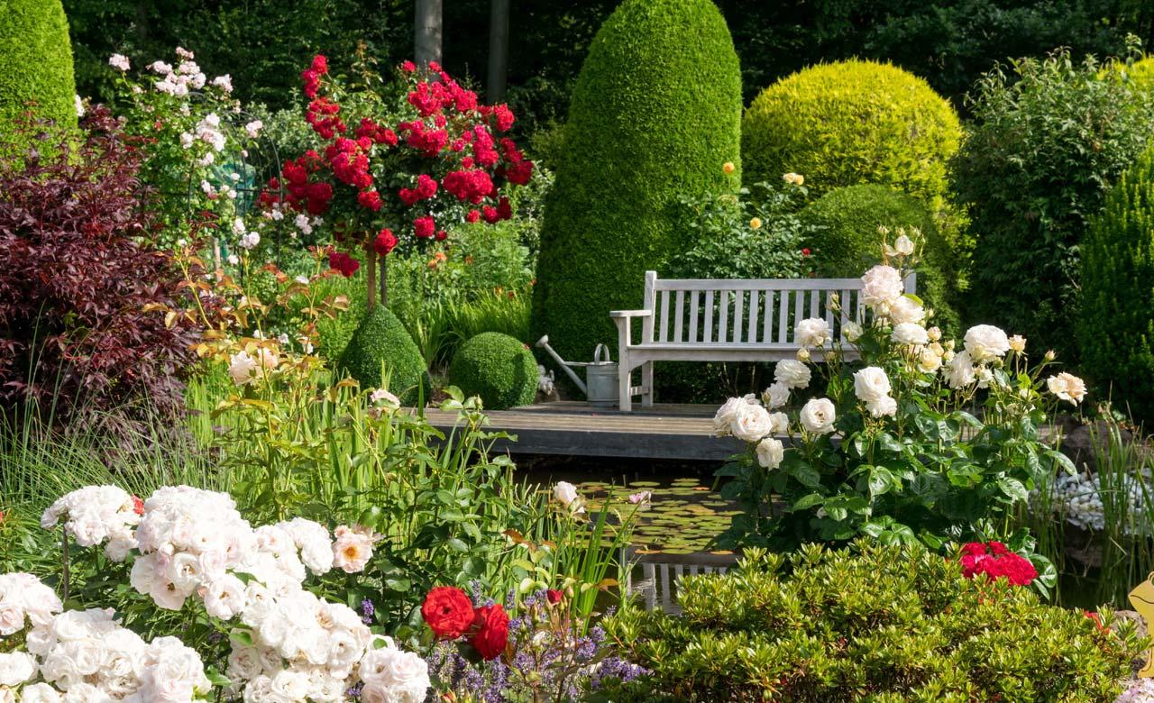 Gartengestaltung Backnang Baden-Württemberg