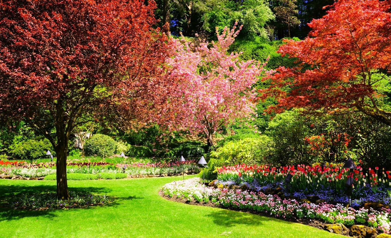 Gartengestaltung Deggendorf Bayern