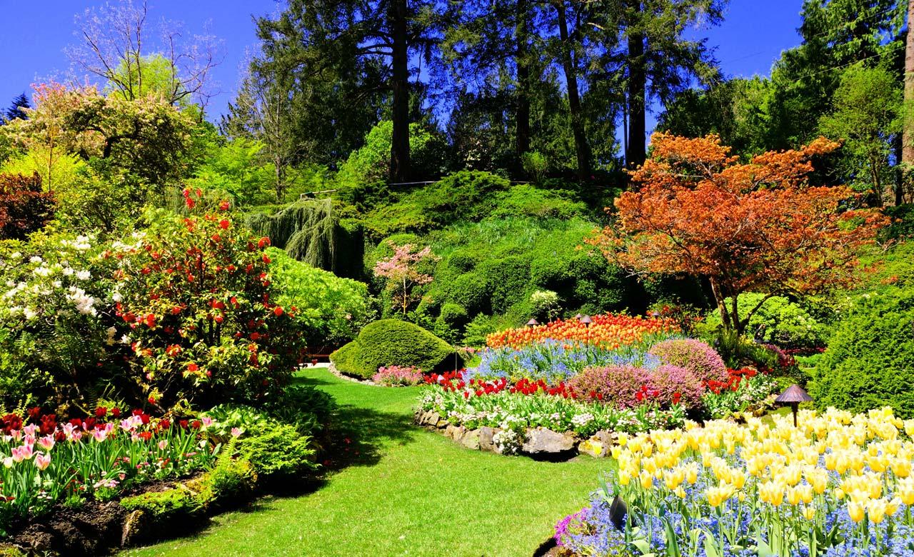 Gartengestaltung Erding Bayern