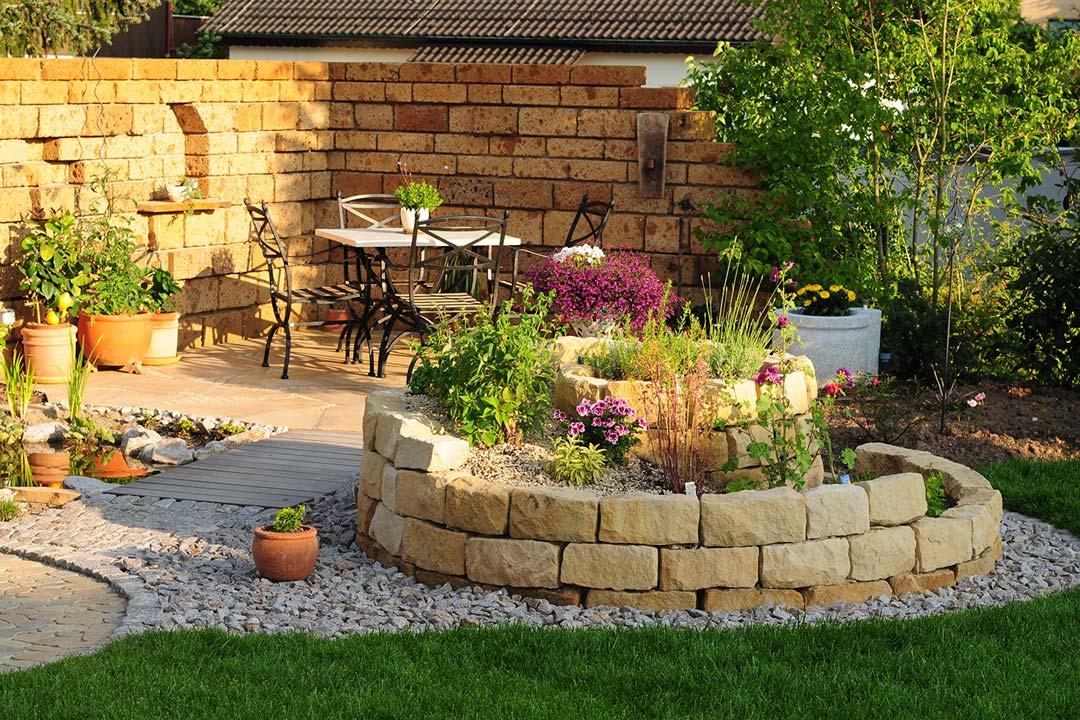 Gartengestaltung Hessen