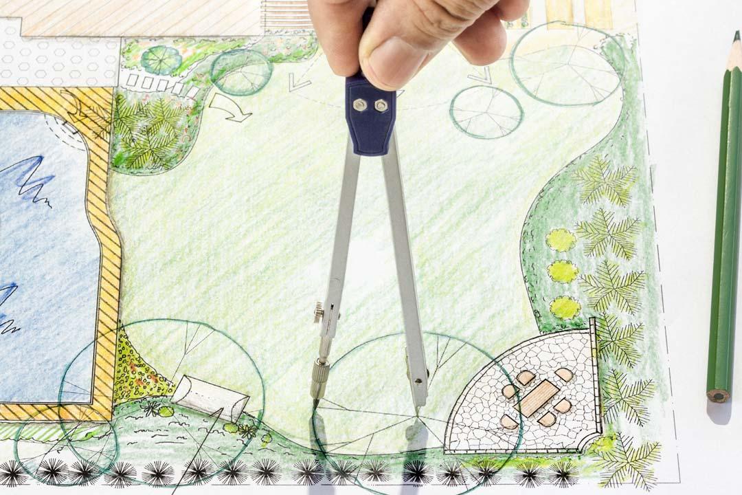 Gartenplanung Hessen