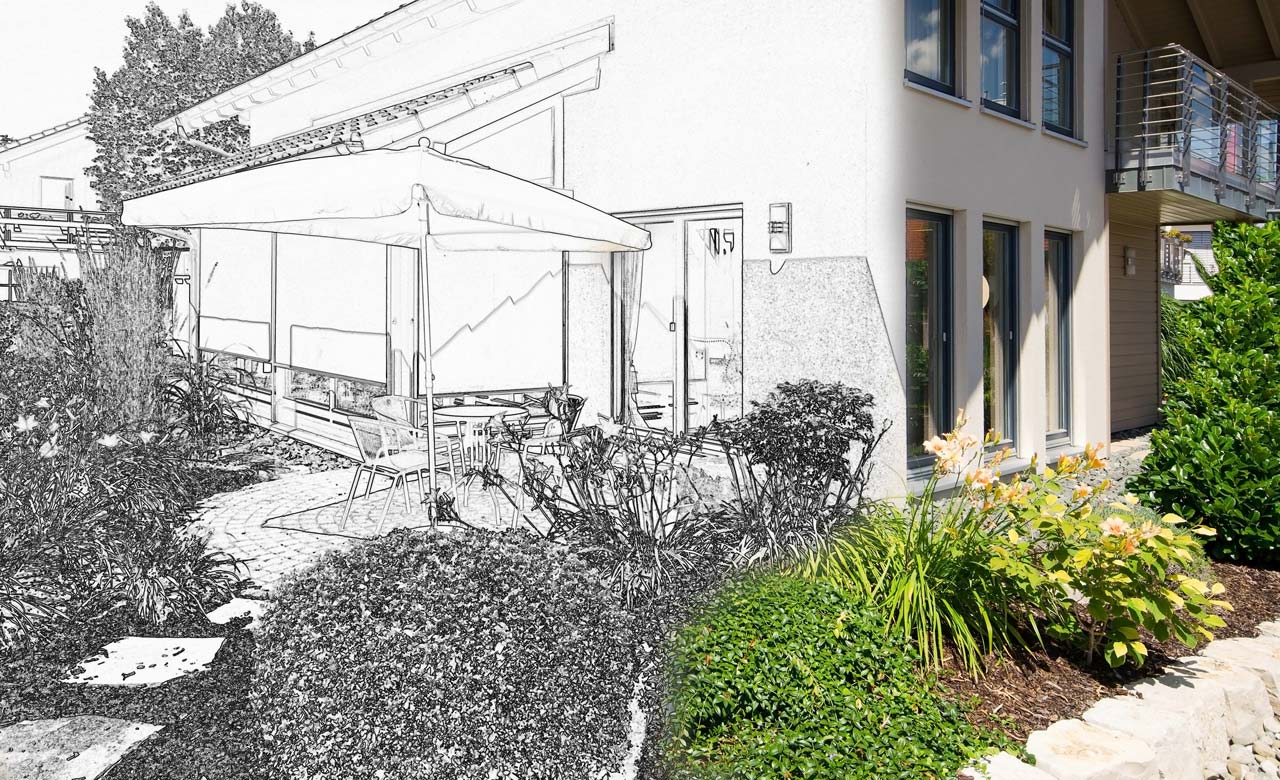 Gartenplanung Remseck am Neckar Baden-Württemberg