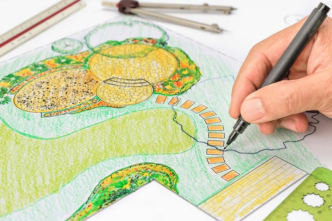 Gartenplanung Sachsen