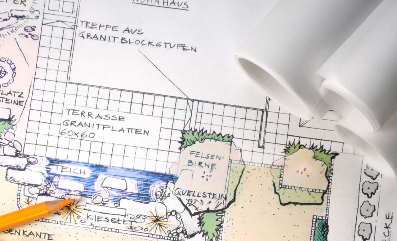 Gartenplanung Villingen-Schwenningen Baden-Württemberg