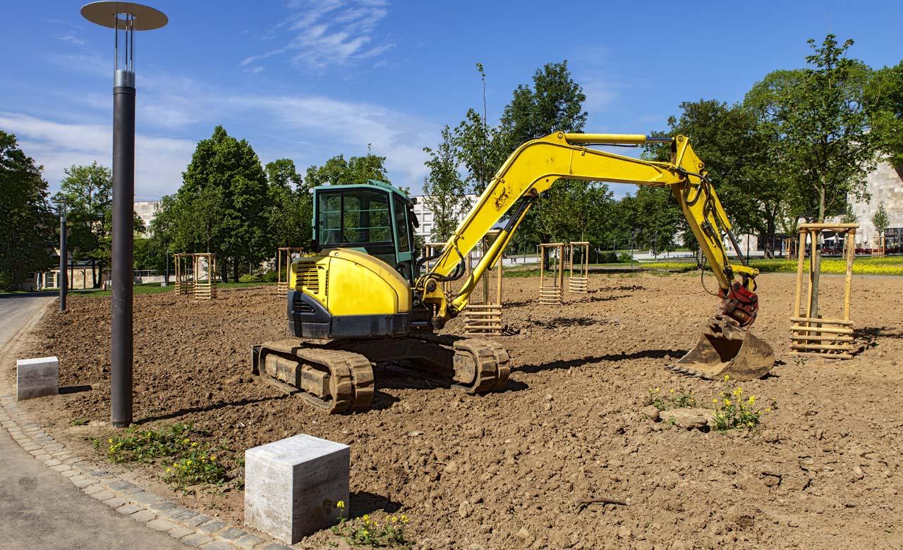 Gartenbau Naumburg Sachsen-Anhalt