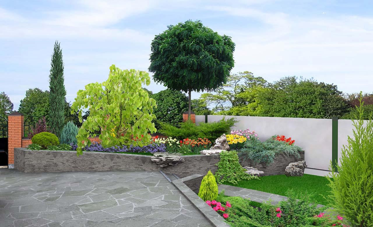 Gartengestaltung Bergkamen Nordrhein-Westfalen