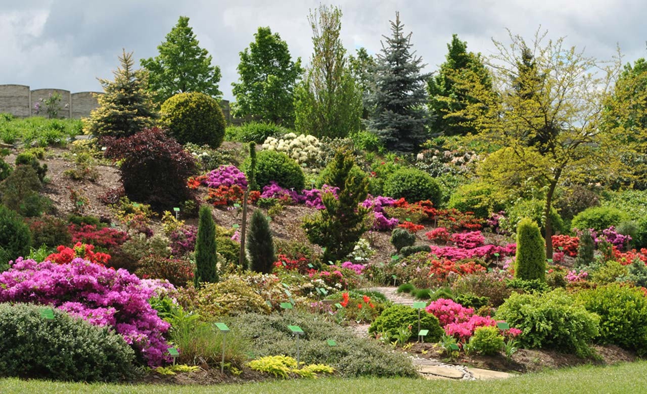 Gartengestaltung Castrop-Rauxel Nordrhein-Westfalen