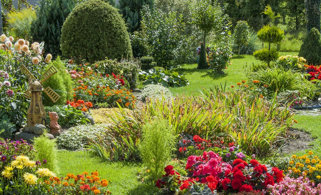 Gartengestaltung Dinslaken Nordrhein-Westfalen