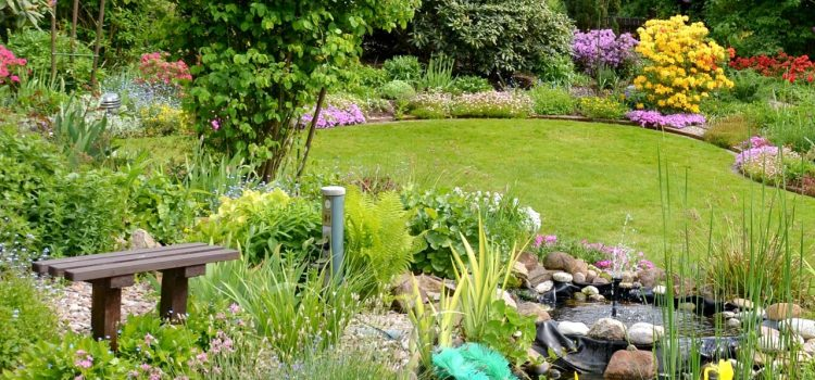 Gartengestaltung Dülmen Nordrhein-Westfalen