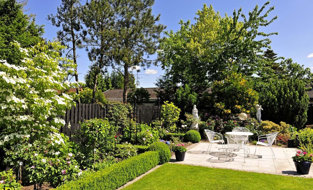 Gartengestaltung Maintal Hessen