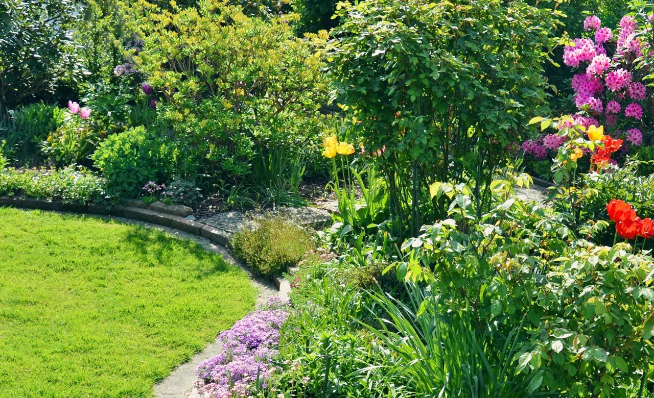 Gartengestaltung Netphen Nordrhein-Westfalen