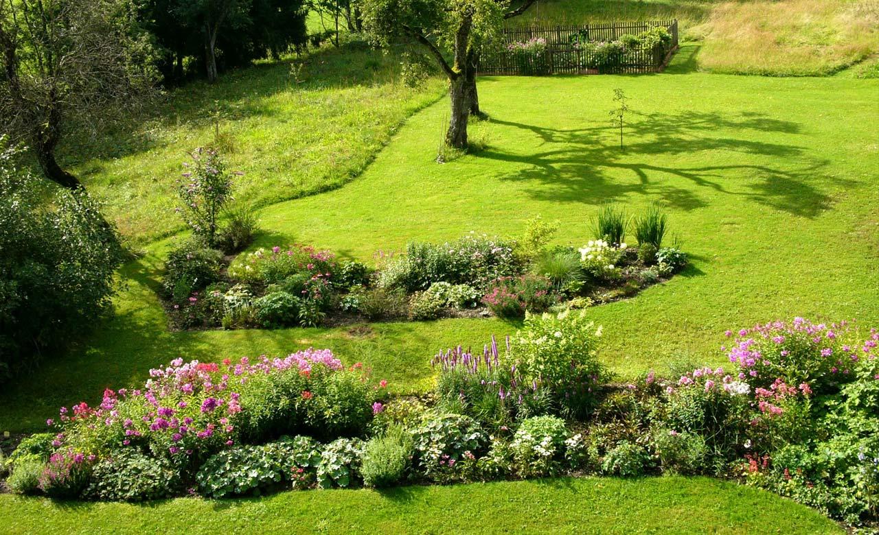 Gartengestaltung Neu-Ulm Bayern