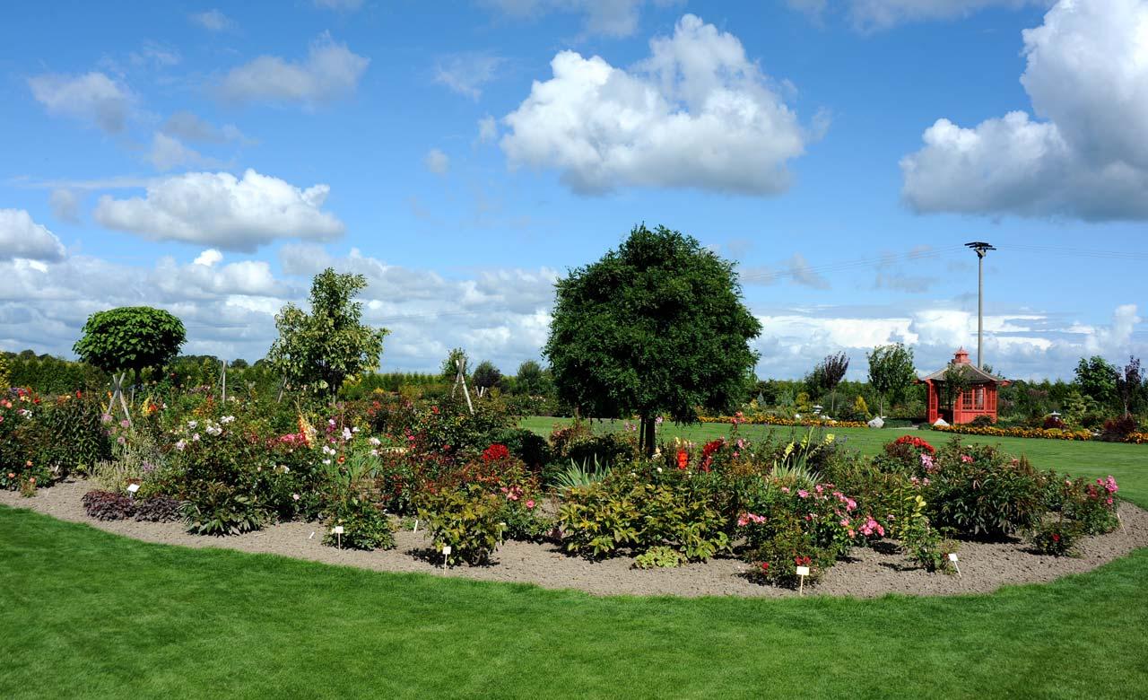Gartengestaltung Passau Bayern