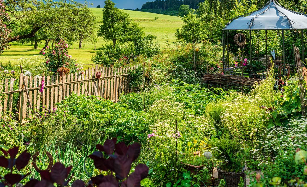Gartengestaltung Pfungstadt Hessen
