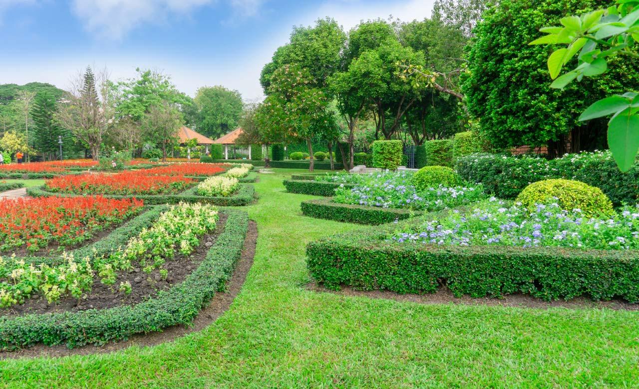 Gartengestaltung Salzkotten Nordrhein-Westfalen