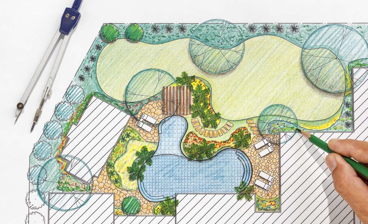Gartenplanung Netphen Nordrhein-Westfalen