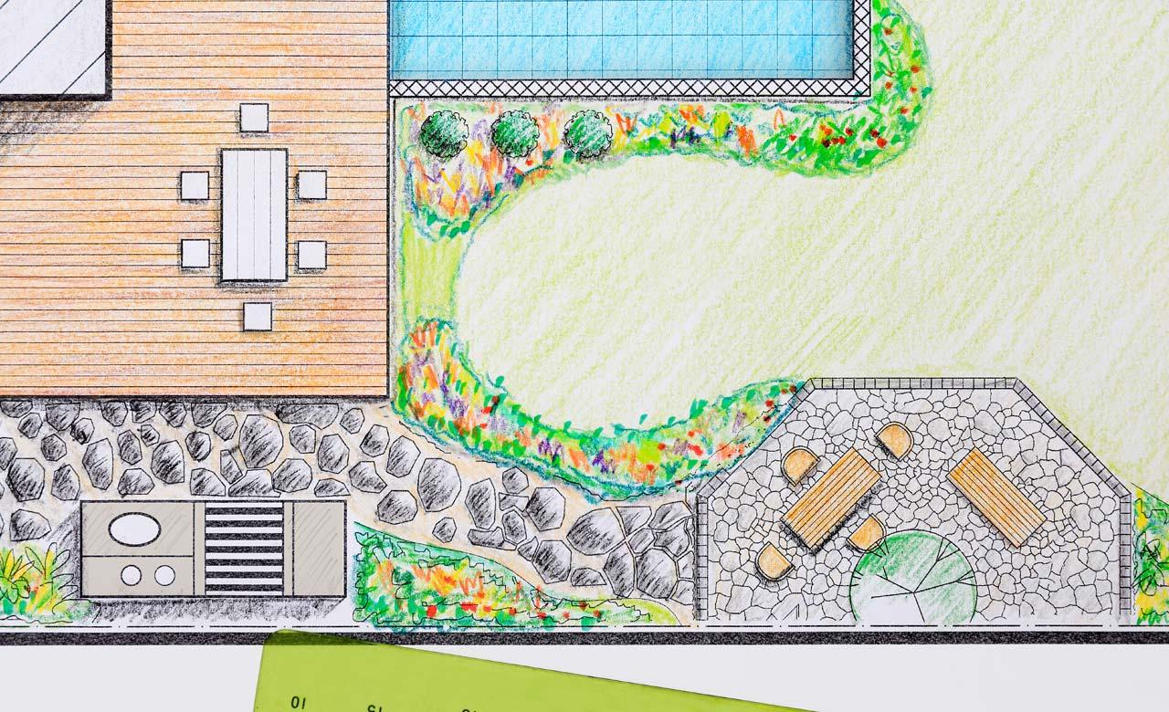 Gartenplanung Neunkirchen Saarland