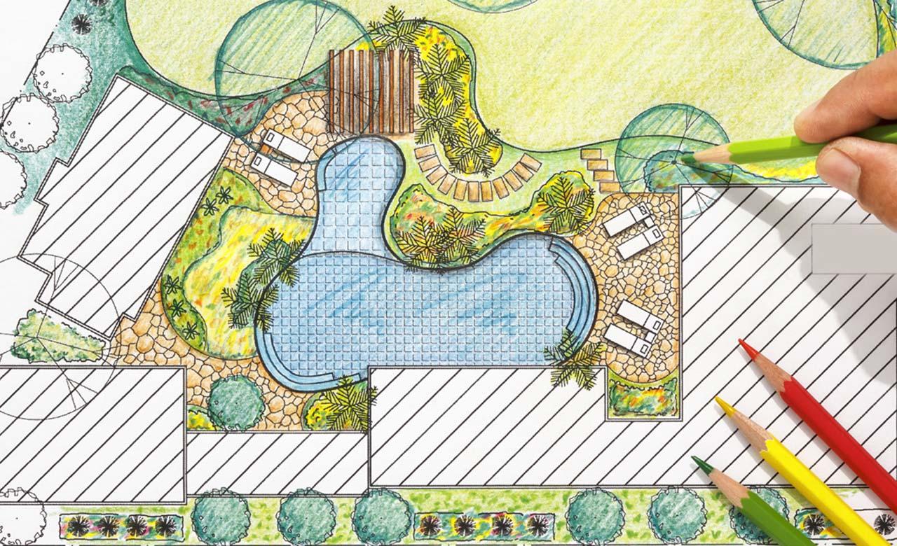 Gartenplanung Neustadt am Rübenberge Niedersachsen