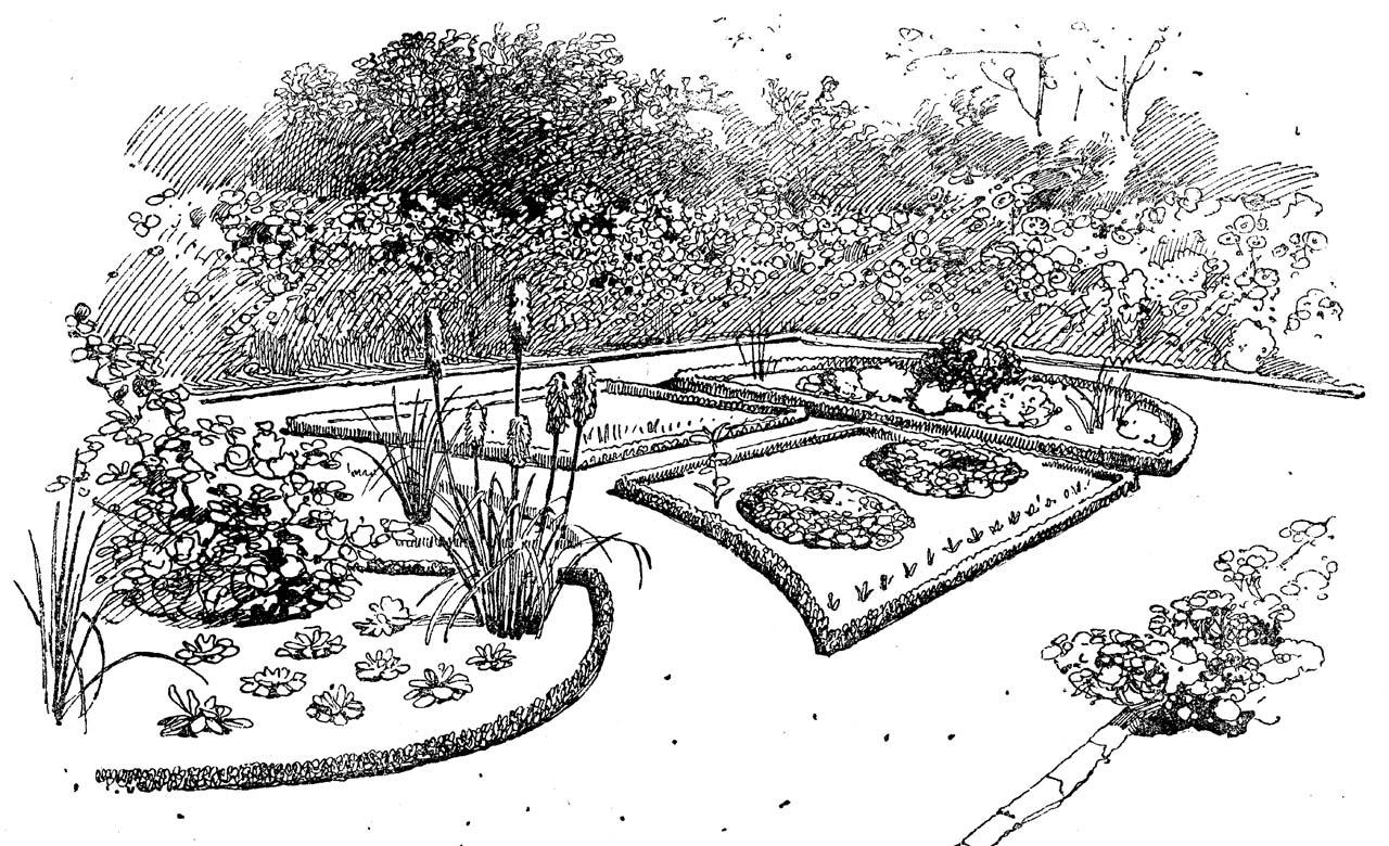 Gartenplanung Quickborn Schleswig-Holstein