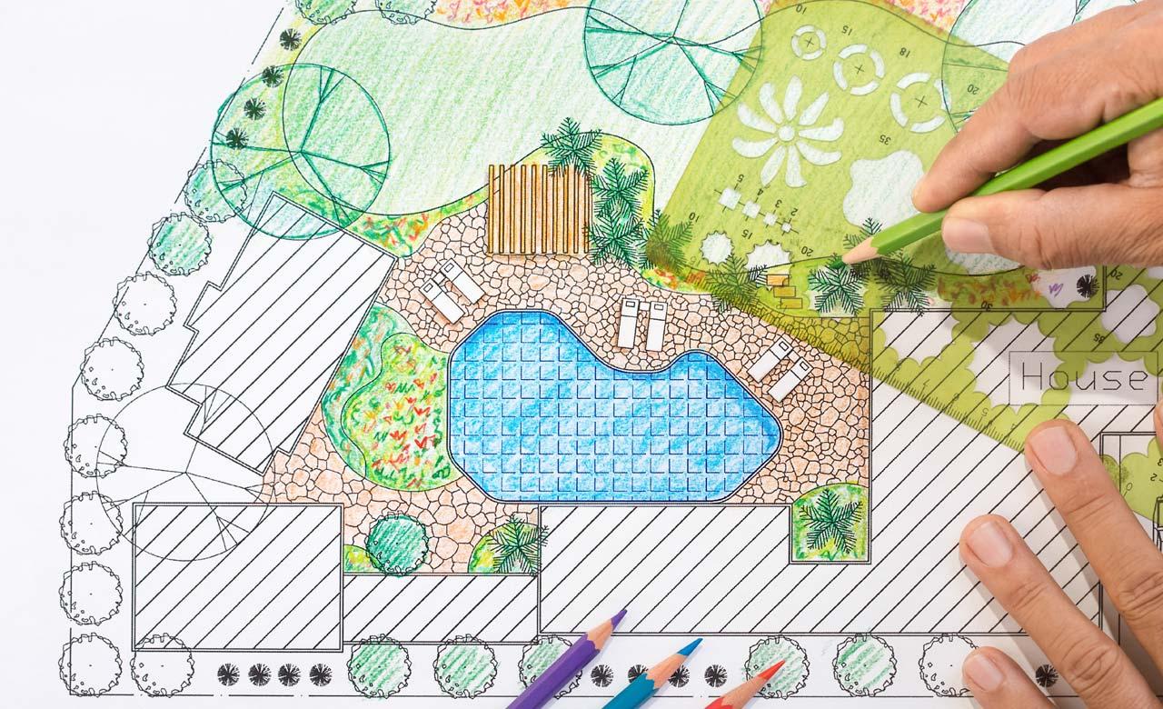 Gartenplanung Sankt Augustin Nordrhein-Westfalen