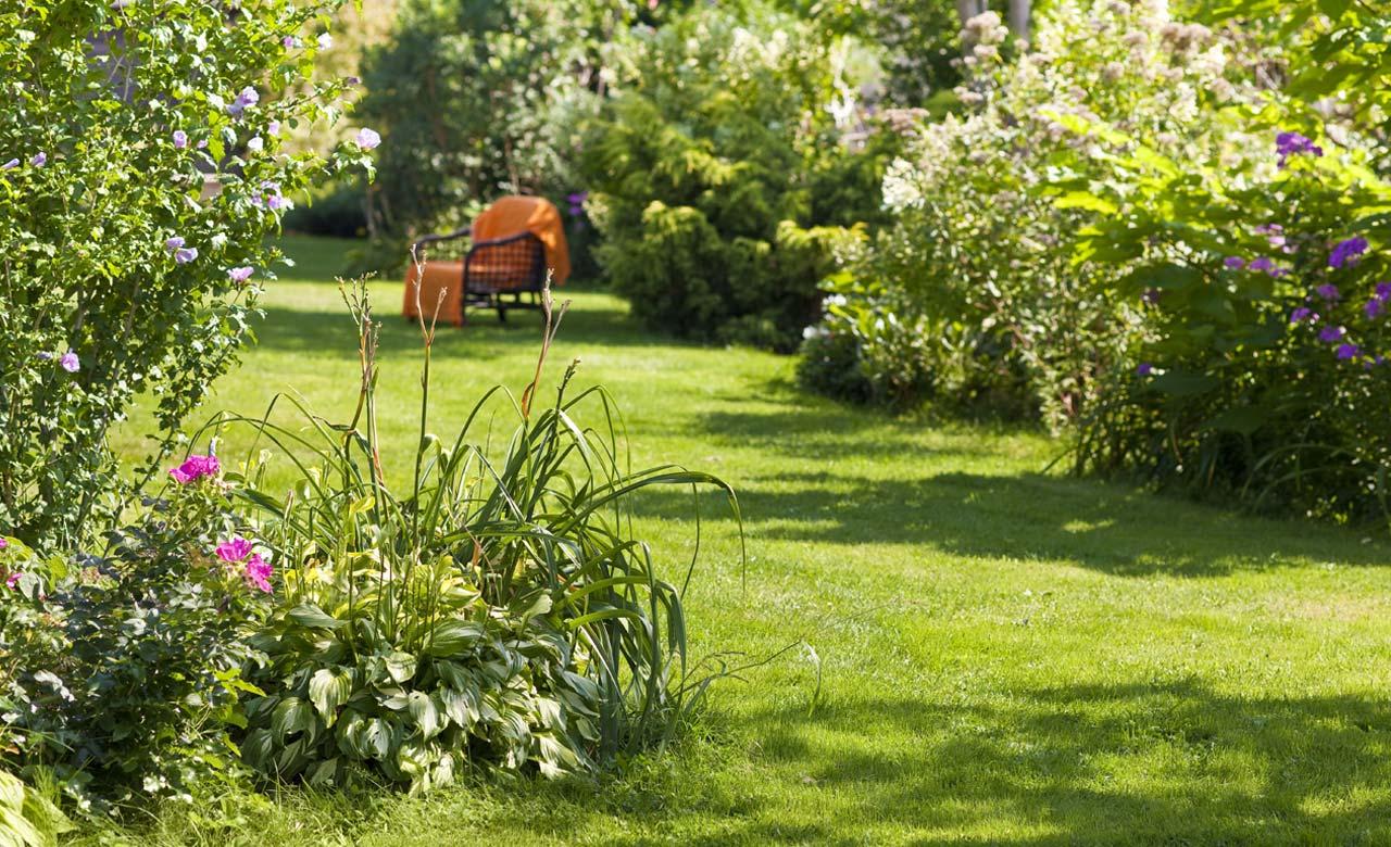 Gartenplanung Schwetzingen Baden-Württemberg