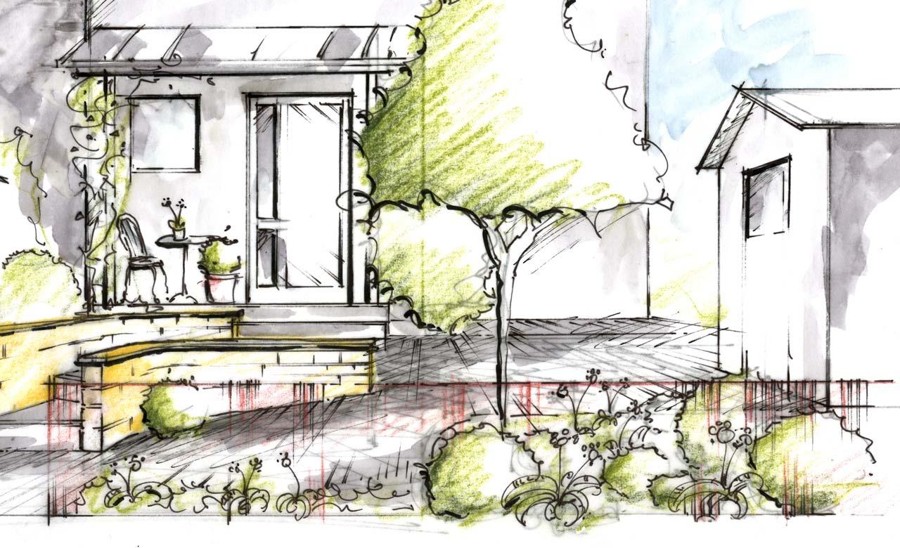 Gartenplanung Stadthagen Niedersachsen