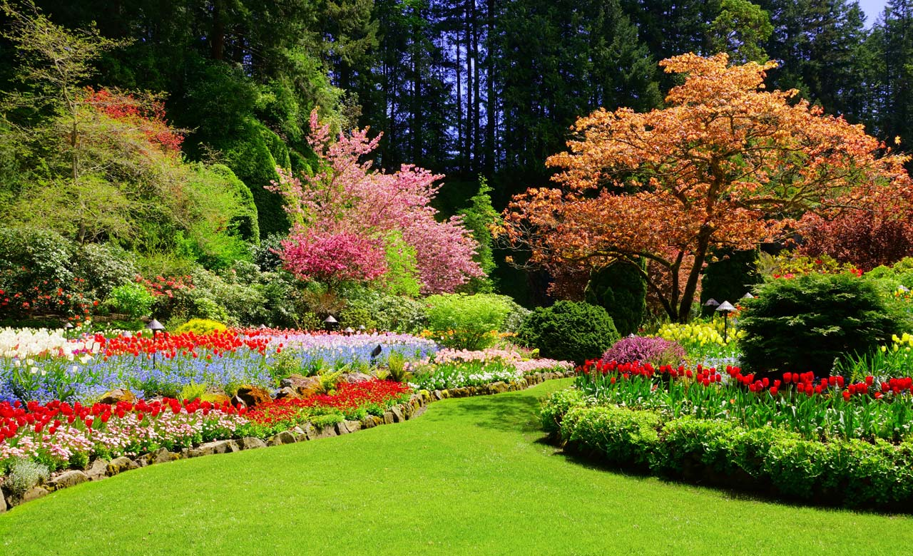 Gartengestaltung Karlsfeld Bayern