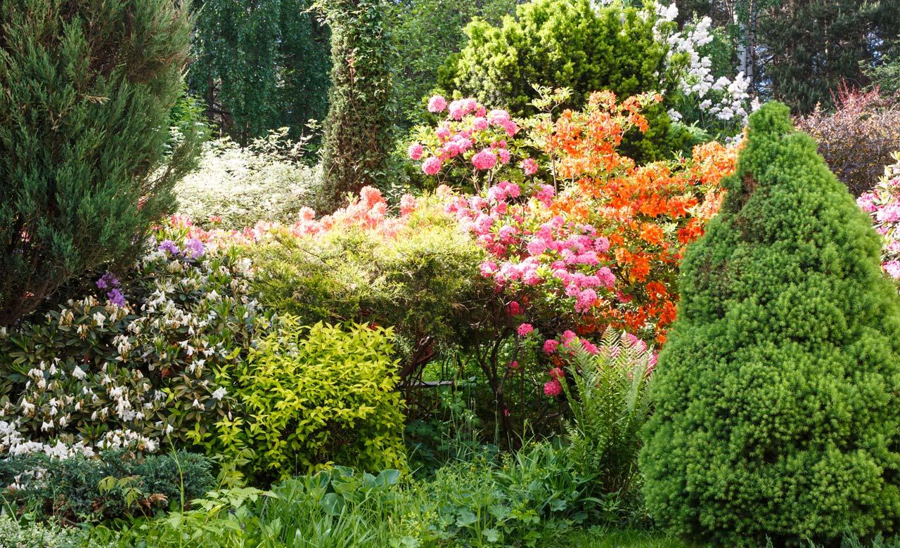 Gartengestaltung Lehrte Niedersachsen