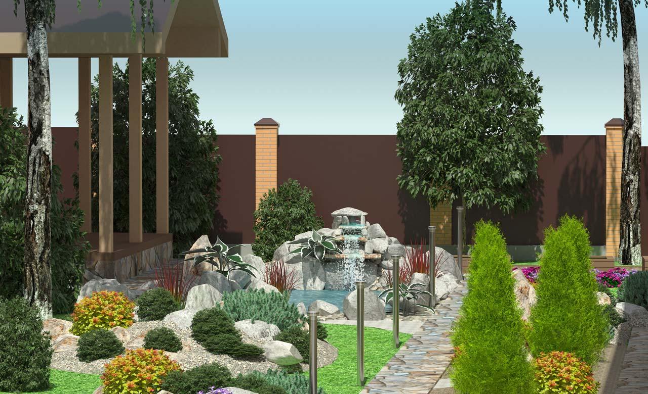 Gartengestaltung Mannheim Baden-Württemberg