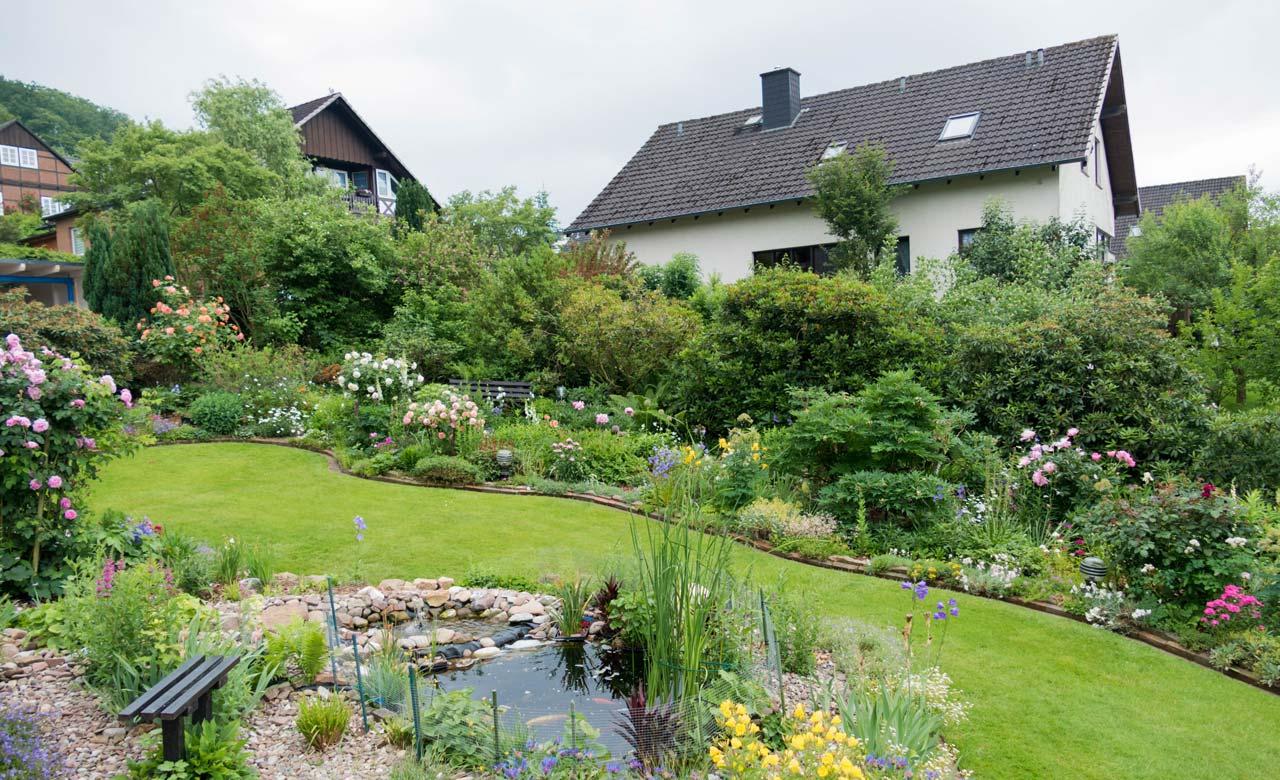 Gartengestaltung München Bayern