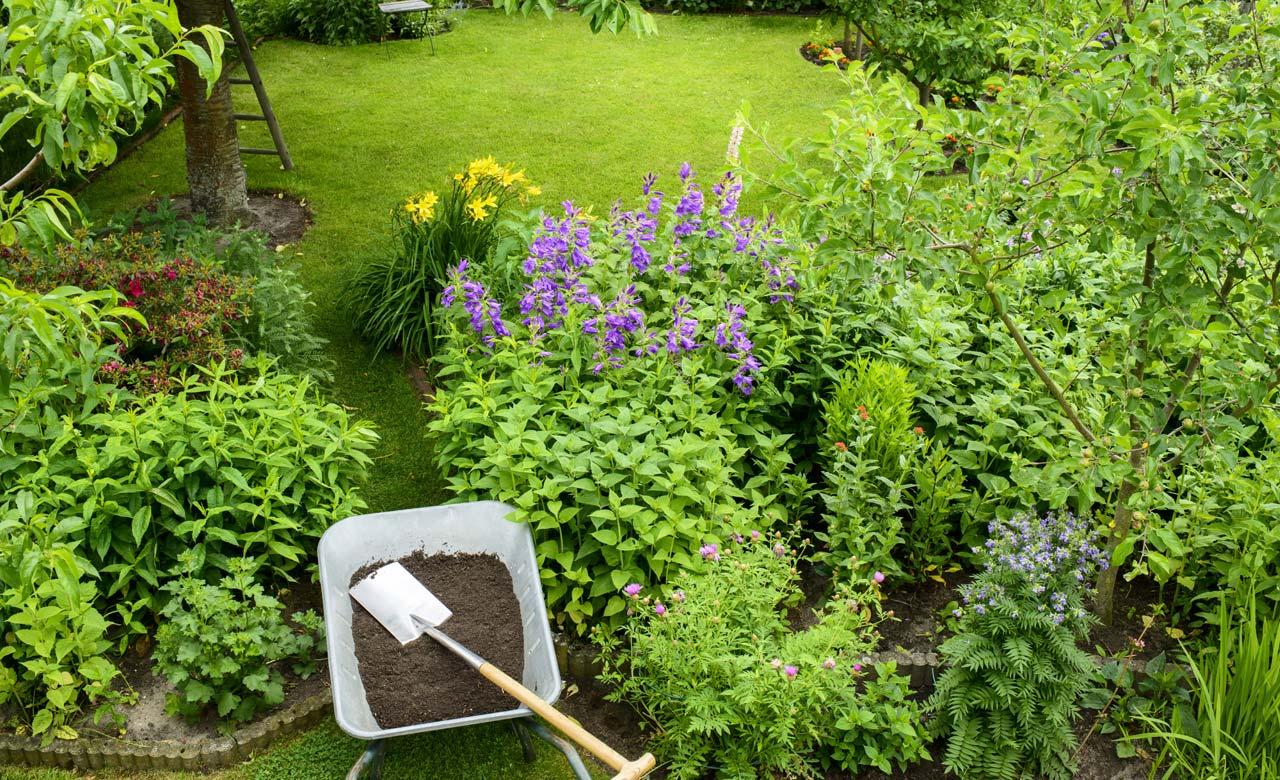 Gartengestaltung Münster Nordrhein-Westfalen