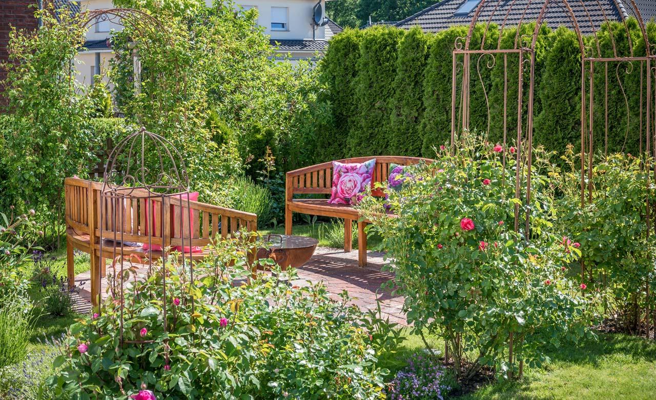 Gartengestaltung Nürnberg Bayern