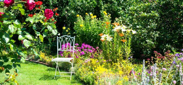 Gartengestaltung Ansbach Bayern