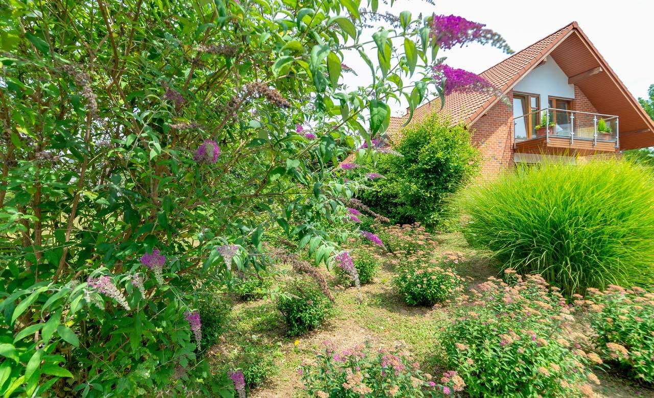 Gartengestaltung Bad Nauheim Hessen