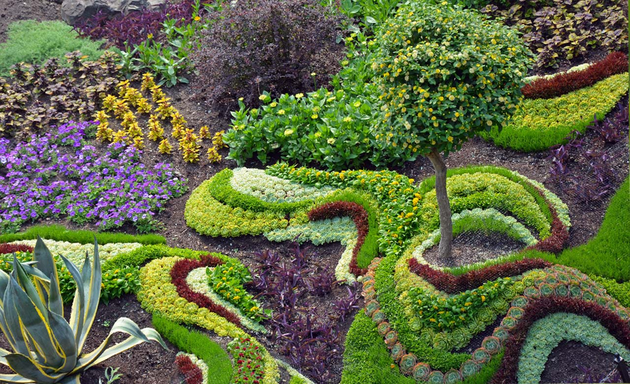 Gartengestaltung Büdingen Hessen