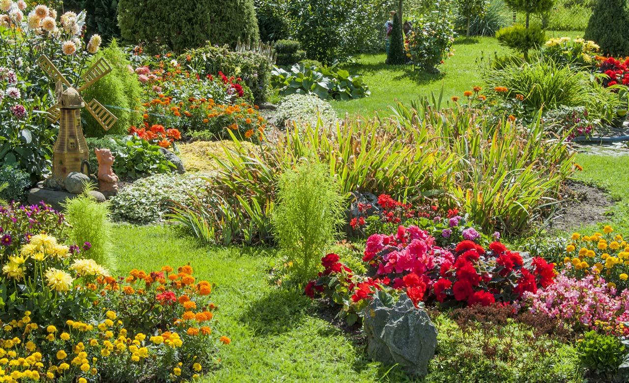 Gartengestaltung Döbeln Sachsen