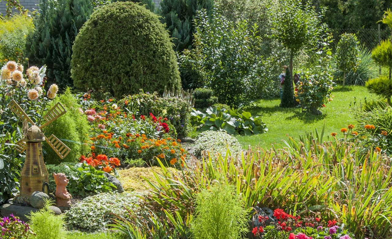 Gartengestaltung Donauwörth Bayern