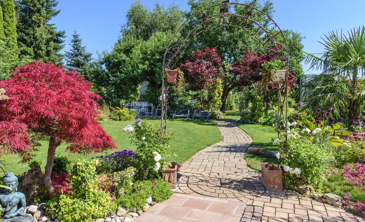 Gartengestaltung Emsdetten Nordrhein-Westfalen