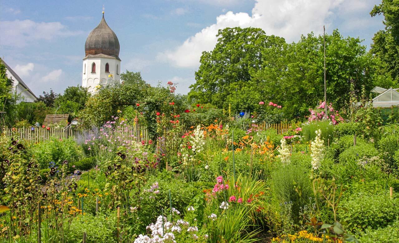 Gartengestaltung Friedberg Hessen