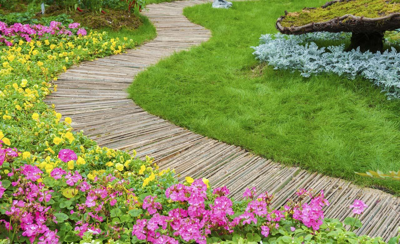 Gartengestaltung Gelnhausen Hessen