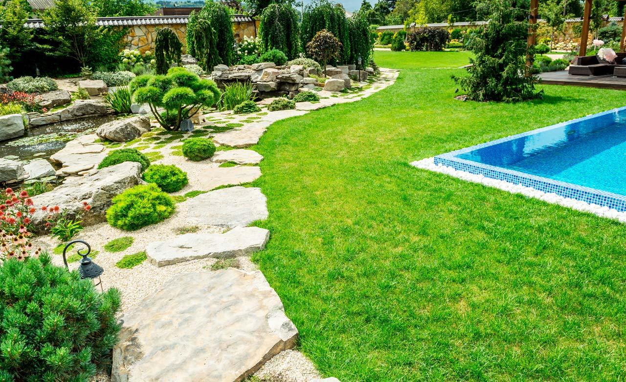 Gartengestaltung Glauchau Sachsen