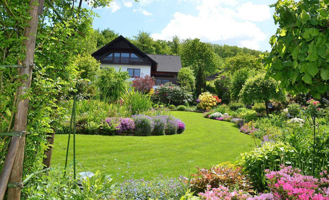 Gartengestaltung Heppenheim Hessen