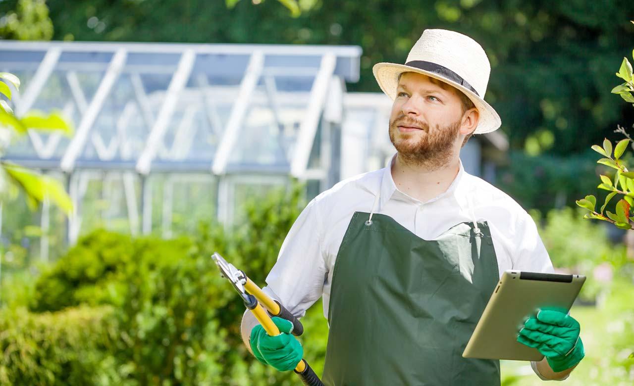 Gartenpflege Greiz Thüringen