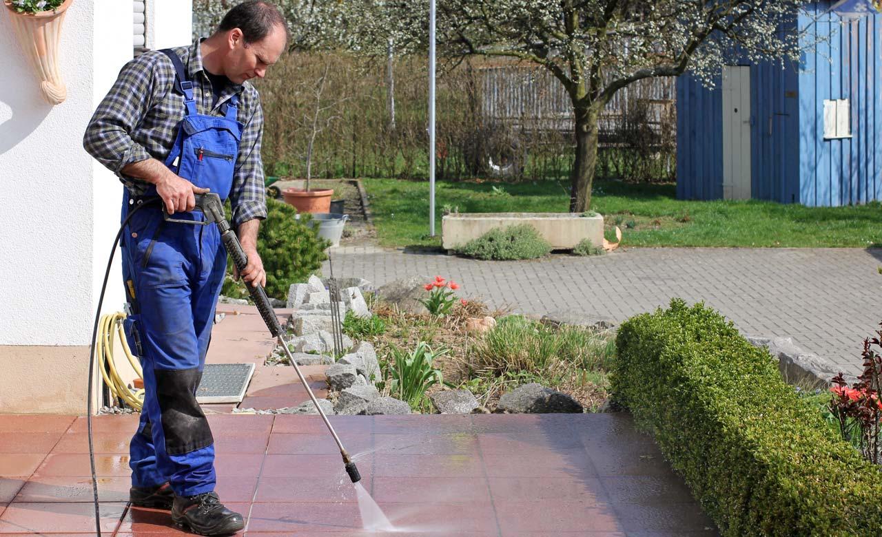 Gartenpflege Hof Bayern