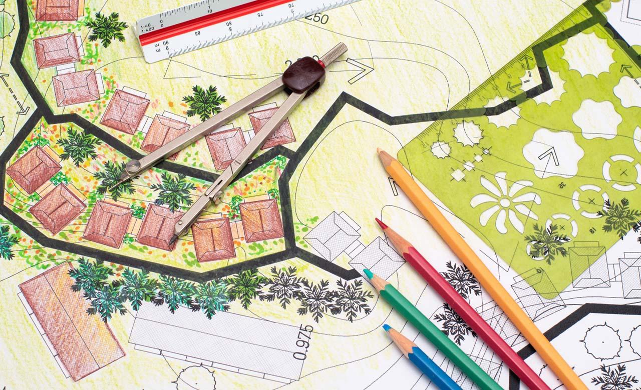 Gartenplanung Bad Homburg Hessen