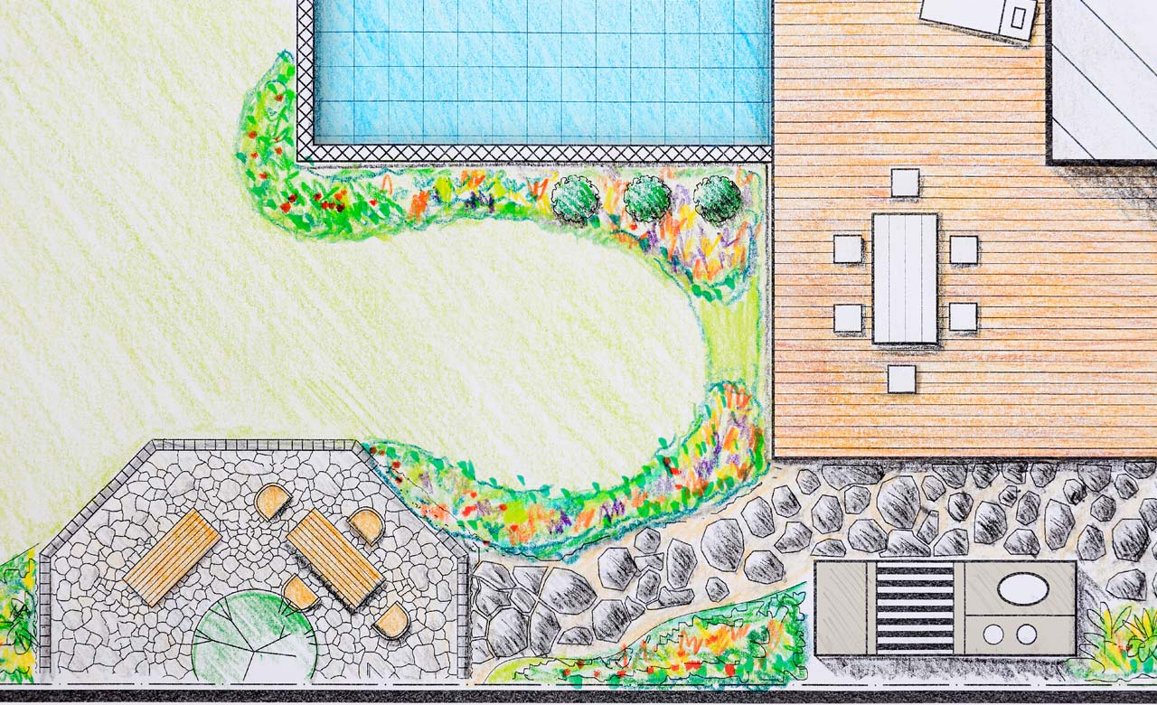 Gartenplanung Fürth Bayern