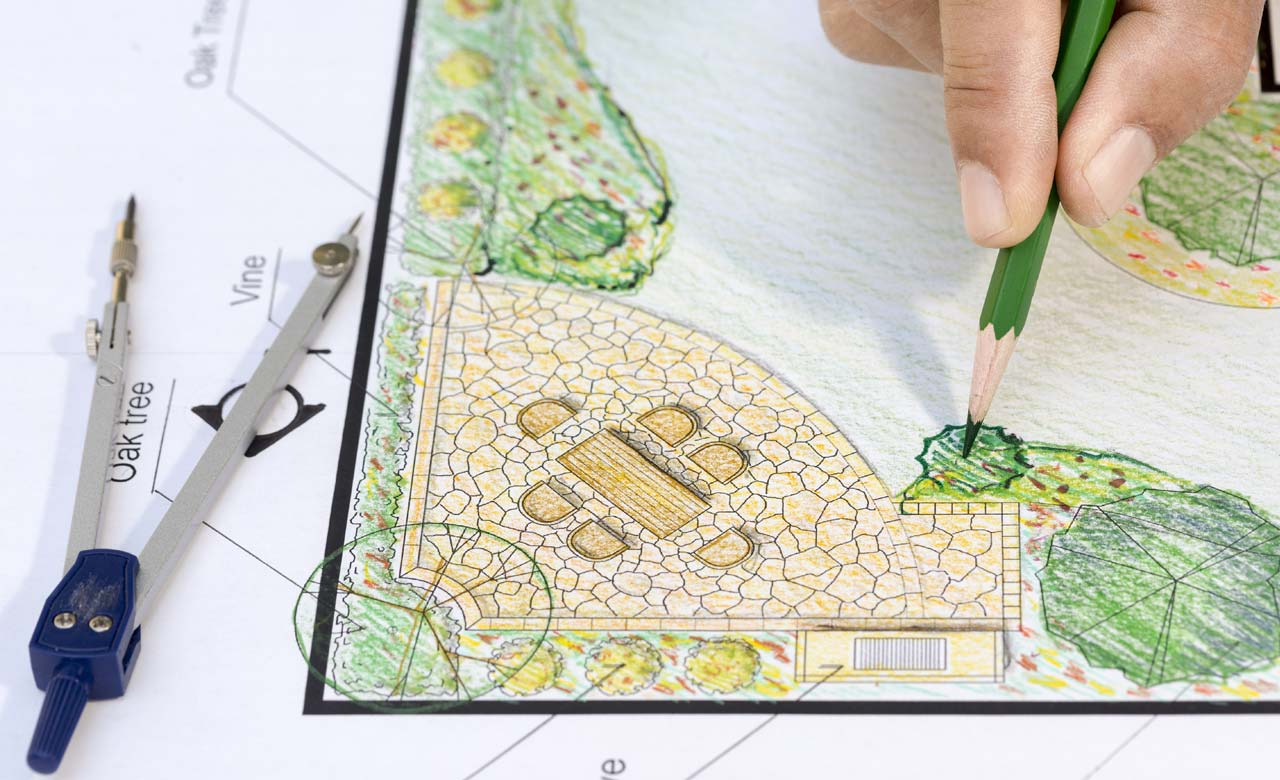 Gartenplanung Fulda Hessen