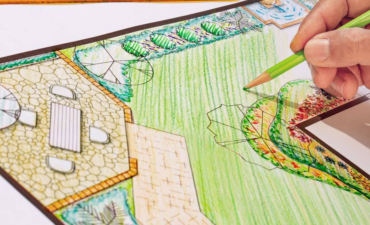 Gartenplanung Hamminkeln Nordrhein-Westfalen