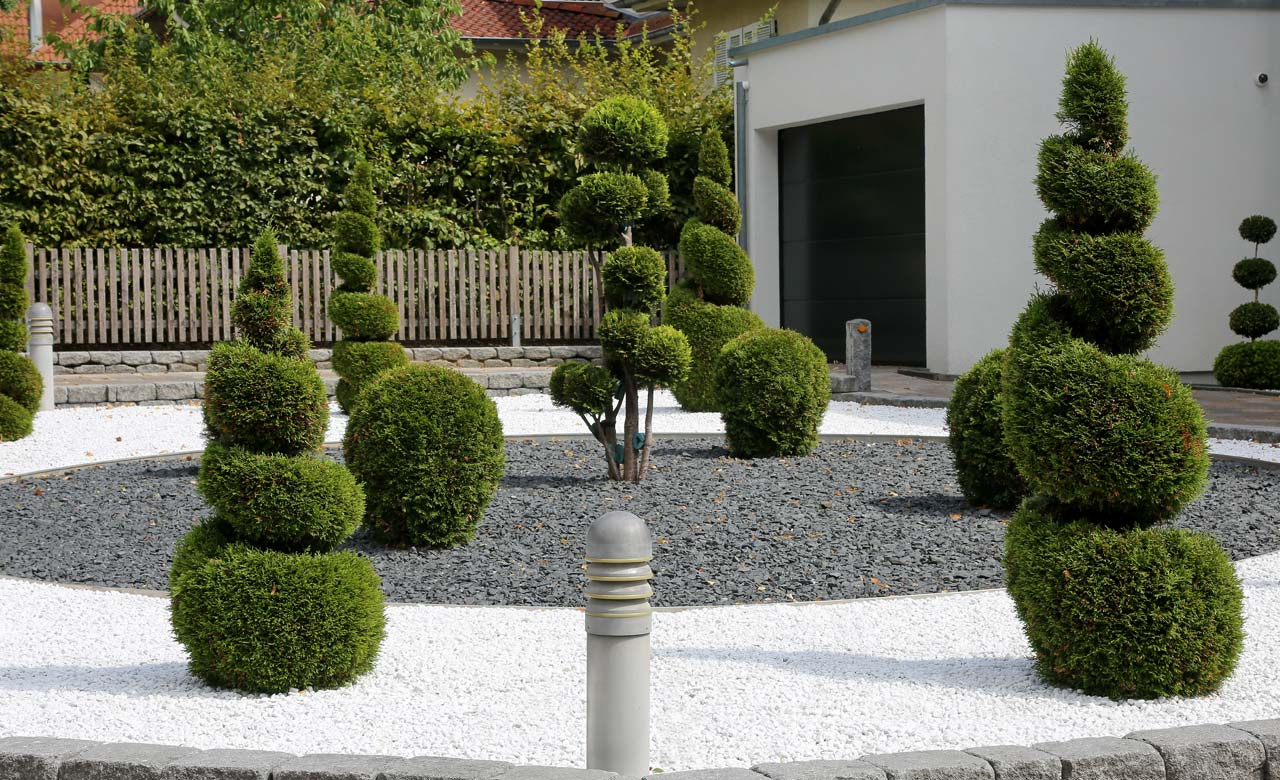 Gartenbau Ingolstadt Bayern
